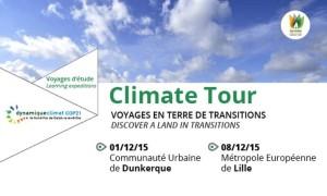 climate tour COP 21