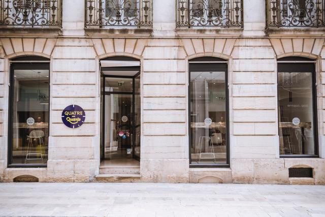 Espace Quatre-Quarts à Dijon