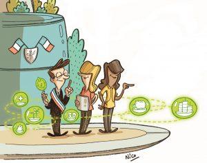 «Voyage au centre des transitions économiques»